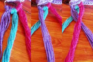 Basic braids - 3 strand tutorial