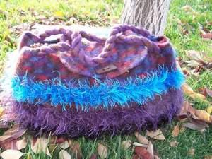 Travel Size Make-Up Bag Pattern | crochet | Pinterest
