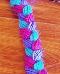 Basic braids - 3 strand