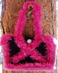 Breast Cancer Purse