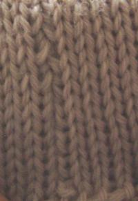 Herringbone stitch join