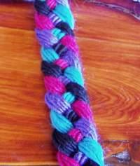 Basic braids - 4 strand