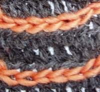 Crochet slip stitch